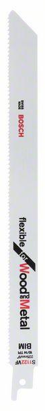 Нож за саблен трион S 1122 VF, Flexible for Wood and Metal