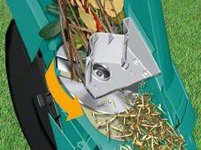 Ножова клонотрошачка Bosch AXT Rapid 2000 + подарък Комплект за пътуване