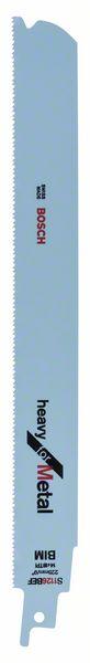 Нож за саблен трион S 1126 BEF