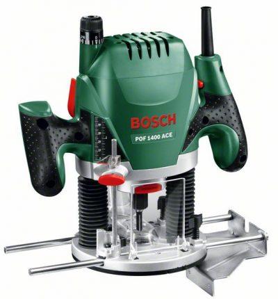 Оберфреза POF 1400 ACE на Bosch