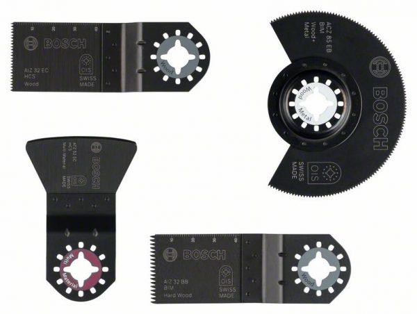 Bosch - Комплекти Starlock за полагане на подове/монтаж, 4 части