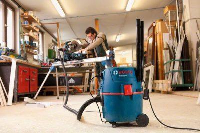 Прахосмукачка за мокро/сухо почистване Bosch GAS 20 L SFC Professional