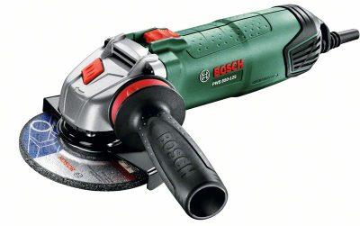 Ъглошлайф PWS 850-125 на Bosch