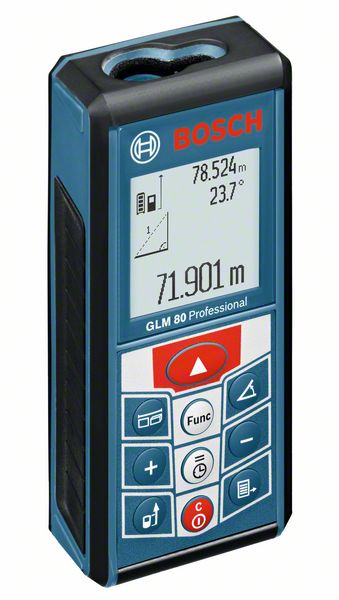 Лазерен далекомер Bosch GLM 80 Professional