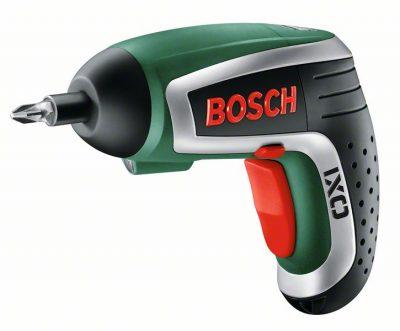 Акумулаторна литиево-йонна отвертка IXO на Bosch