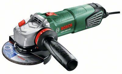Ъглошлайф PWS 1000-125 на Bosch