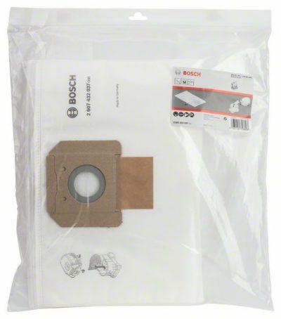 Филтърна торба, нетъкан текстил
