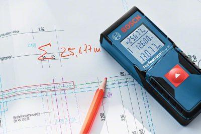 Лазерна ролетка GLM Bosch 30 Professional