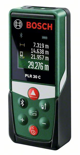 Лазерна ролетка PLR 30 C