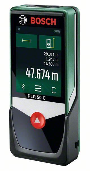 Лазерна ролетка Bosch PLR 50 C