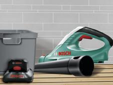 Акумулаторен листосъбирач Bosch ALB 18 LI