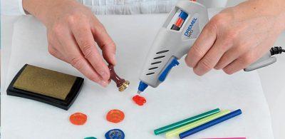 DREMEL® 7 mm цветни лепилни пръчки (GG05)