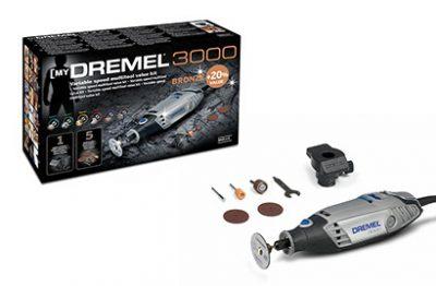Комплект DREMEL® 3000 Bronze (3000-1/5)