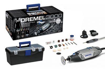 Комплект DREMEL® 3000 Silver (3000-3/55)