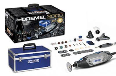 Комплект DREMEL® 3000 Gold (3000-5/70)