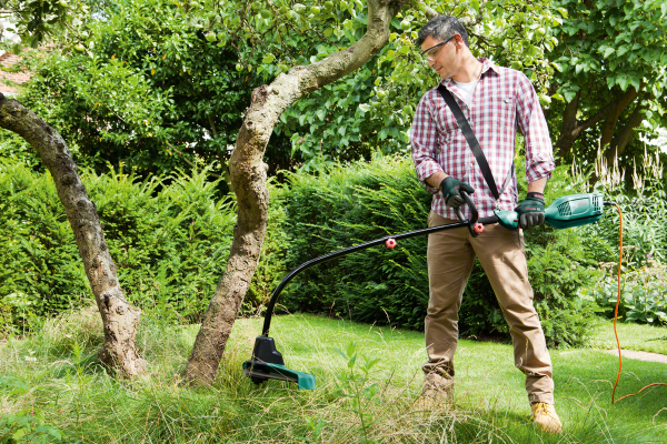 Тример за трева  Bosch ART 35 Heavy Duty 35cm + ПОДАРЪК раница Bosch