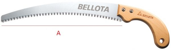Овощарски трион Bellota 4587- 11