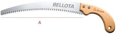 Овощарски трион Bellota 4587-13