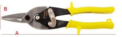 Ножици за ламарина Bellota 6006 - S