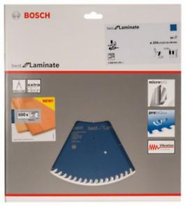 Диск за циркуляр Bosch Best for Laminate, 254mm