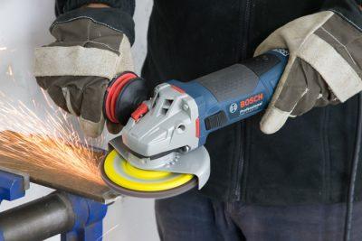 Ъглошлайф Bosch GWS 17-125 CI Professional
