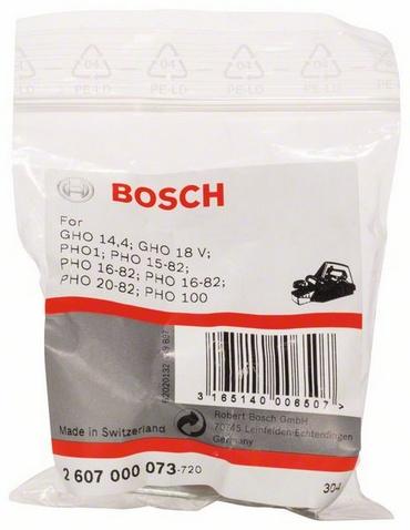Дълбочинен ограничител за ръчно ренде Bosch