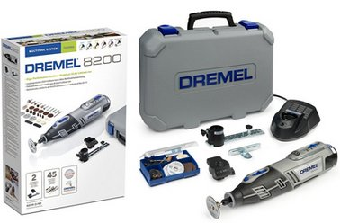 Акумулаторен мултифункционален инструмент DREMEL 8200(8200-2/45)
