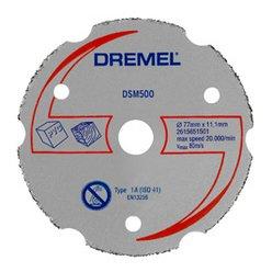 DREMEL® DSM20 универсален карбиден диск за рязане (DSM500)