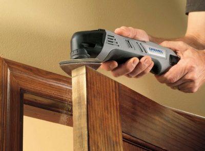 DREMEL® Multi-Max шкурка за дърво (P60, P120 и P240) (MM70W)
