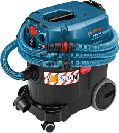 Прахосмукачка за мокро/сухо почистване Bosch GAS 35 M AFC Professional