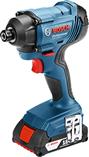 Акумулаторен ударен гайковерт Bosch GDR 180-LI Professional