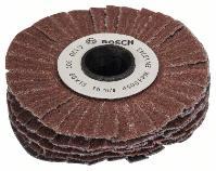 Гъвкава ролкова шкурка 15mm G120 за PRR 250 Bosch
