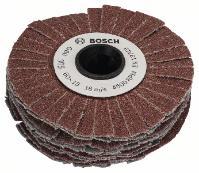 Гъвкава ролкова шкурка 15mm G80 за PRR 250 Bosch