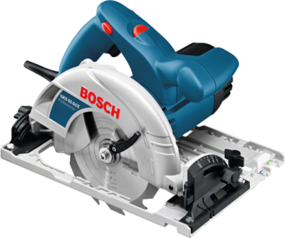 Ръчен циркуляр Bosch GKS 55 GCE