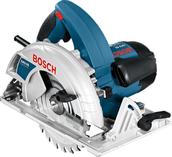 Ръчен циркуляр Bosch GKS 55+ GCE (+ L Boxx)