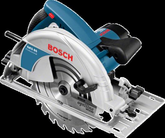 Ръчен циркуляр Bosch GKS 85
