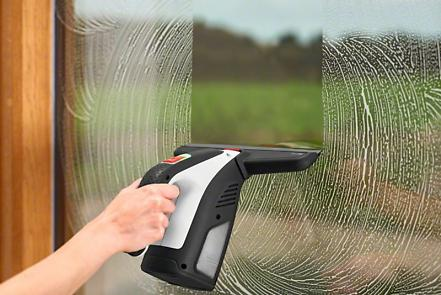 Уред за почистване на прозорци Bosch GlassVAC