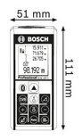 Лазерна ролетка Bosch GLM 100 C Professional