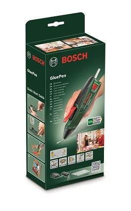 Акумулаторнa писалка за лепене GluePen 3,6 V на Bosch