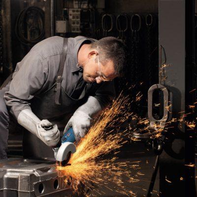 Ъглошлайф Bosch GWS 17-125 CIE Professional
