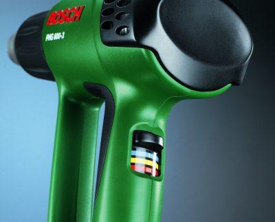 Пистолет за горещ въздух PHG 600-3 на Bosch
