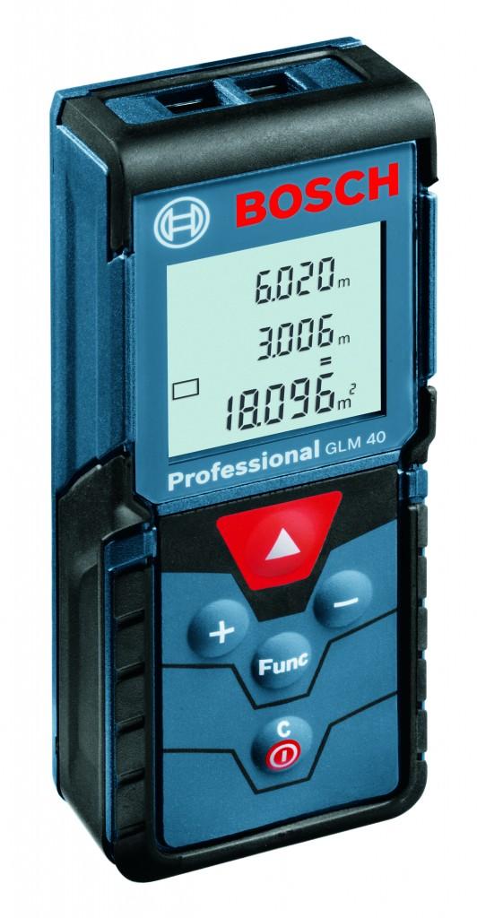 Лазерна ролетка GLM 40 Professional