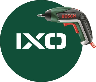 Акумулаторна литиево-йонна отвертка IXO V