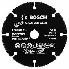 Карбидни дискове за рязане Multi Wheel, 76 мм