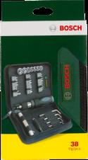 Bosch Смесен комплект, 38 части