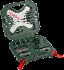 Комплект свредла и битове Bosch X-Line Classic , 60 части