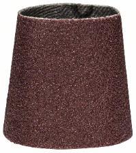 Конусна шкурка за шлифовъчна ролка 30mm, G80 за PRR 250 Bosch