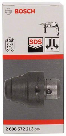 Bosch Бързозатягащ патронник SDS-plus за перфоратори