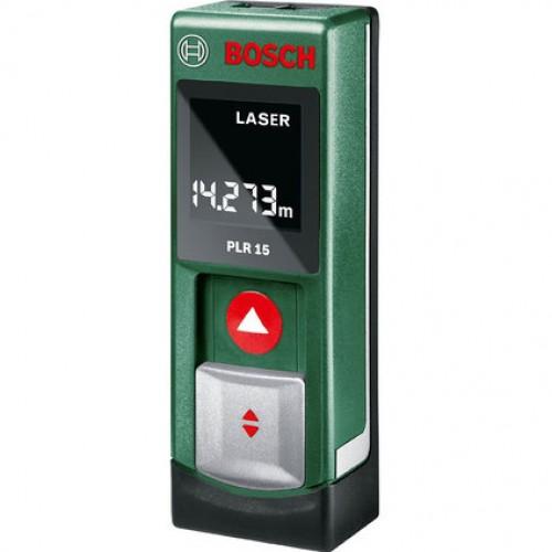 Дигитална лазерна ролетка Bosch PLR 15