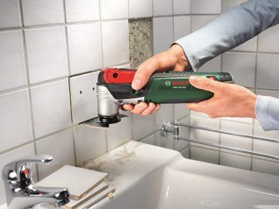 Мултифункционален инструмент PMF 250 E на Bosch